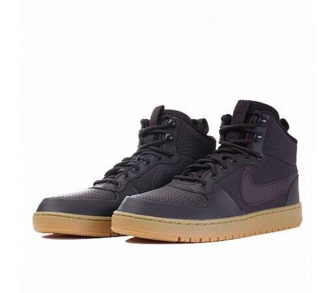 Кроссовки Nike EBERNON MID WINTER (Цвет Black)
