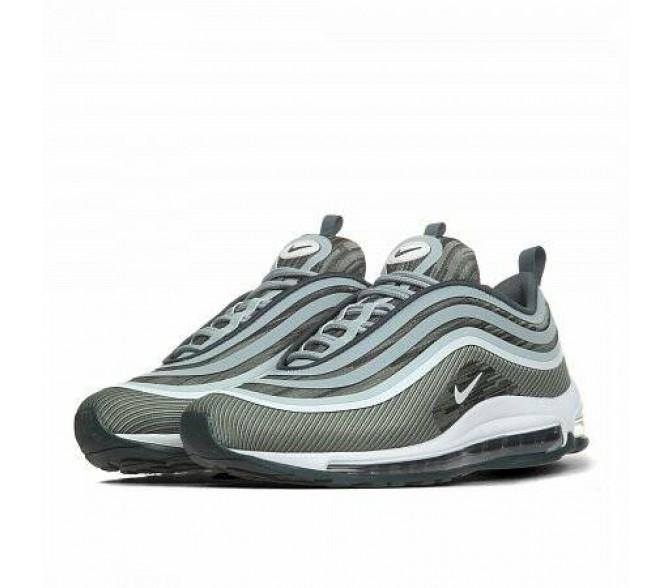 Кроссовки Nike AIR MAX 97 ULTRA '17 (Цвет Gray-Turquoise)