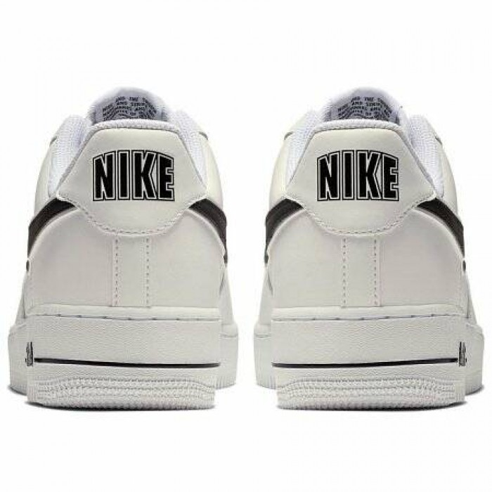 Кроссовки Nike AIR FORCE 1 '07 3 (Цвет White-Black)