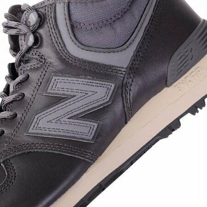 Кроссовки New Balance 574 (Цвет Black-Gray)
