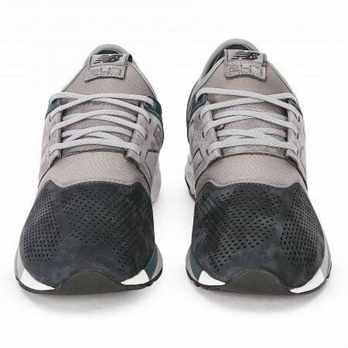 Кроссовки New Balance 247 LUXE PROVENANCE PACK (Цвет Grey-Black)