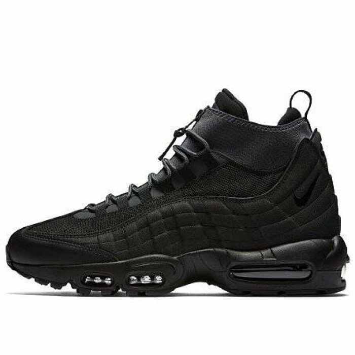 Кроссовки Nike AIR MAX 95 SNEAKERBOOT (Цвет Black)