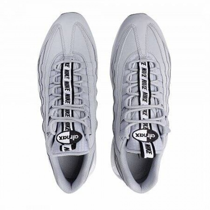Кроссовки Nike AIR MAX 95 SPECIAL EDITION (Цвет Wolf Grey-Black-White-Cool Grey)