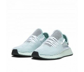 DEERUPT RUNNER (Цвет Blue-White)