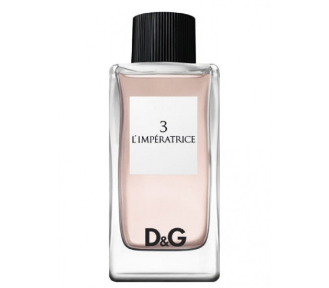 Туалетная вода Dolce & Gabbana 3 L'IMPERATRICE lady edt 100ml