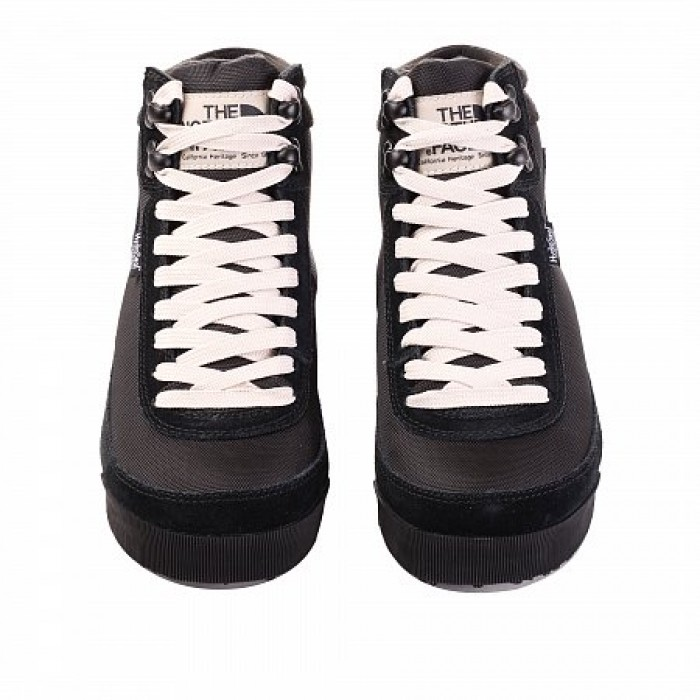 Кроссовки The North Face BACK-TO-BERKELEY BOOT 2 (Цвет TNFBLK-VN)