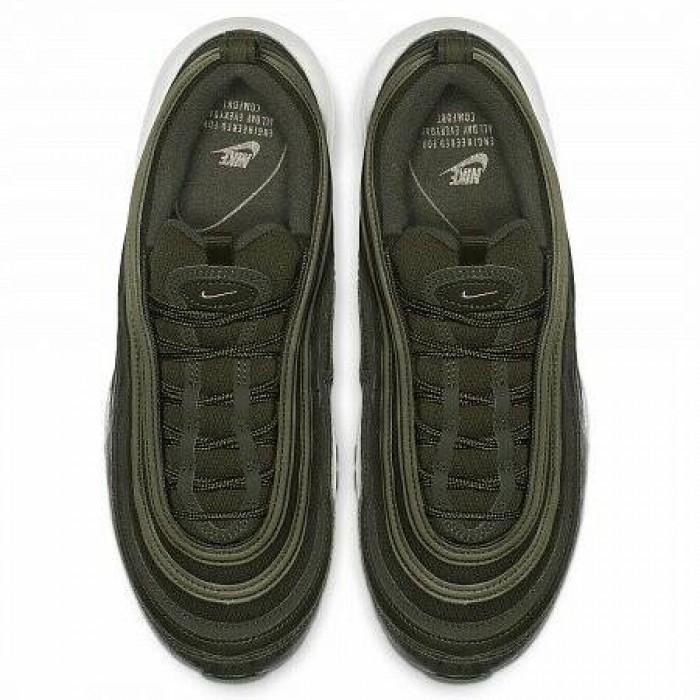 Кроссовки Nike AIR MAX 97 LUX (Цвет Cargo Khaki-Sequoia)