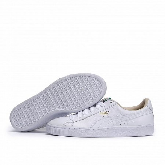 Кроссовки Puma BASKET CLASSIC LFS (Цвет White)