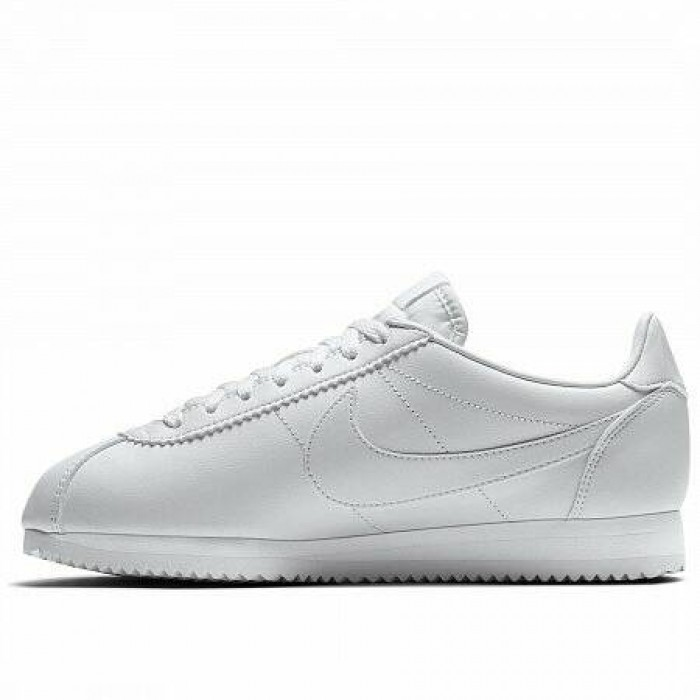 Кроссовки Nike CLASSIC CORTEZ LEATHER (Цвет White)
