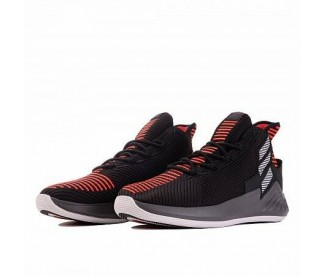 D ROSE 9 (Цвет Core Black-White-Scarlet)
