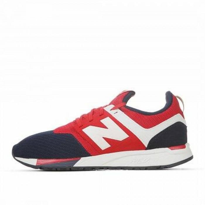 Кроссовки New Balance 247 (Цвет Blue-Red-White)