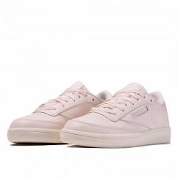 CLUB C 85 (Цвет Pale Pink-Chalk-Pale Pink)