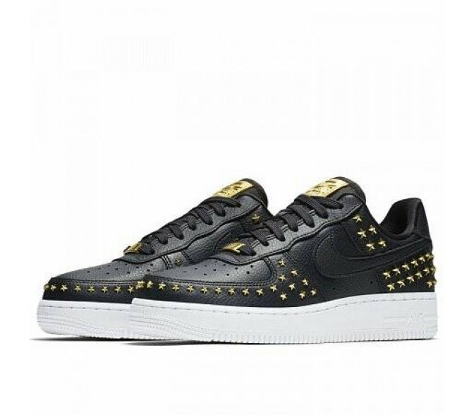 Кроссовки Nike AIR FORCE 1 '07 XX (Цвет Oil Grey-Oil Grey-White)