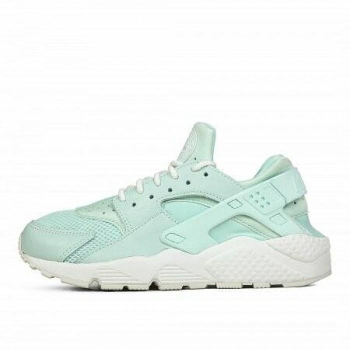 Кроссовки Nike AIR HUARACHE RUN SE (Цвет Turquoise)