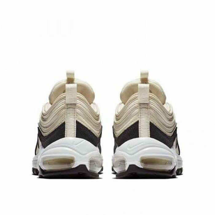 Кроссовки Nike AIR MAX 97 PREMIUM (Цвет Light Cream-Oil Grey-Light Cream)