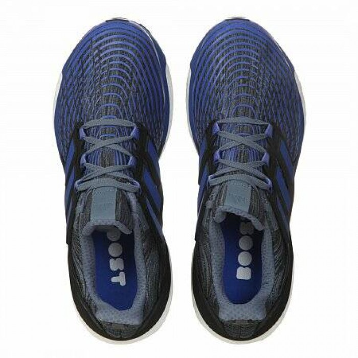 Кроссовки Adidas Performance ENERGY BOOST CORE (Цвет Blue-Black)