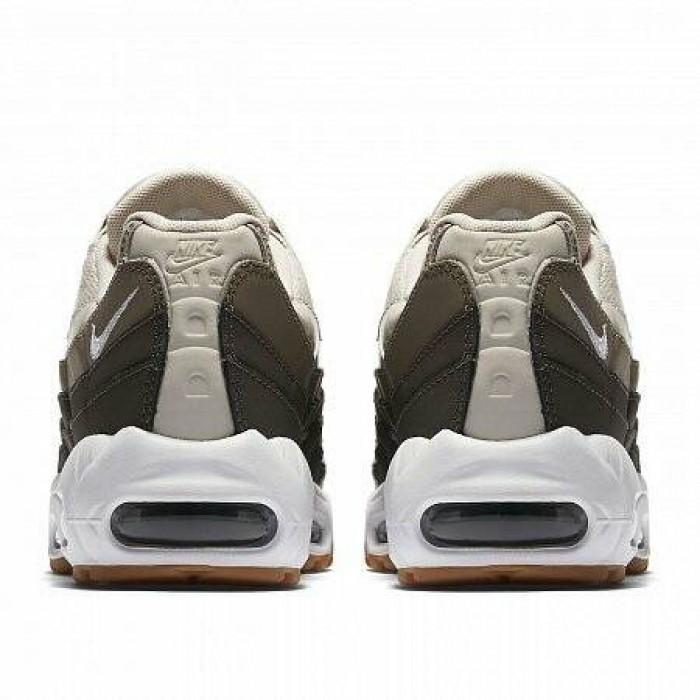 Кроссовки Nike AIR MAX 95 (Цвет Biege-Gray)
