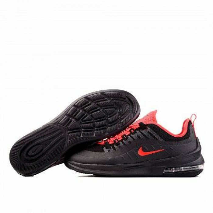 Кроссовки Nike AIR MAX AXIS (Цвет Black-Red)