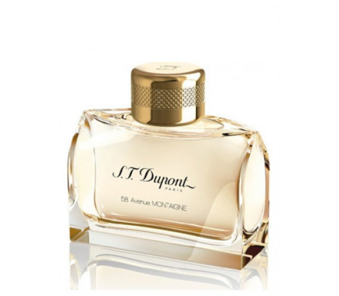 Туалетная вода Dupont 58 AVENUE MONTAIGNE (L) test 90ml edp