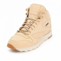 CLASSIC LEATHER MID GORE-TEX THIN (Цвет Beige)