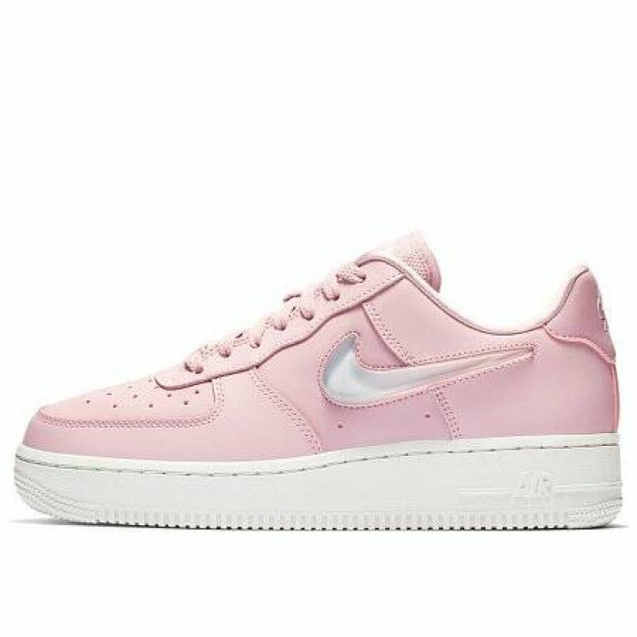 Кроссовки Nike AIR FORCE 1 '07 SE PREMIUM (Цвет Plum Chalk-Obsidian Mist-Summit White)