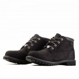 NELLIE CHUKKA WATERPROOF (Цвет Black)