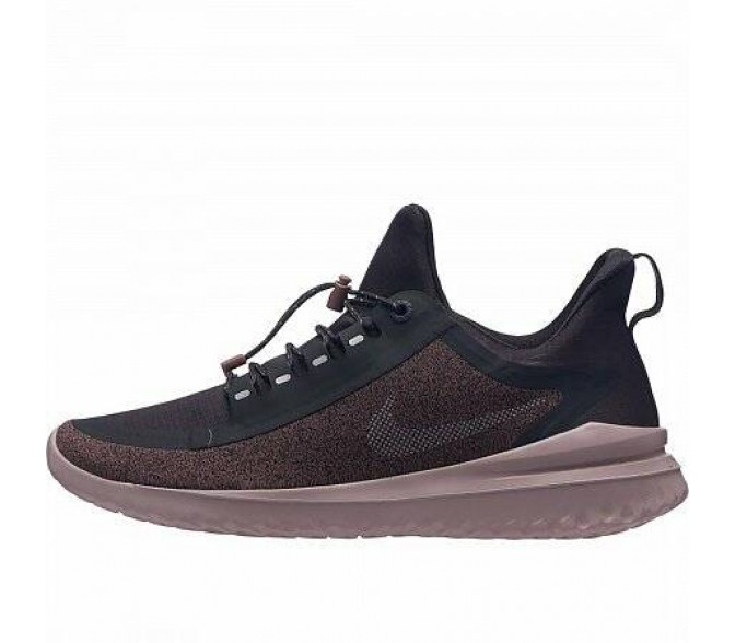 Кроссовки Nike RENEW RIVAL SHIELD (Цвет Oil Grey-Metallic Silver-Smokey Mauve)