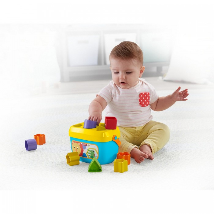 Игровой набор Fisher Price Первые кубики малыша