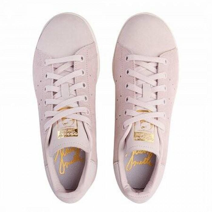 Кроссовки Adidas Originals STAN SMITH (Цвет Orhid)