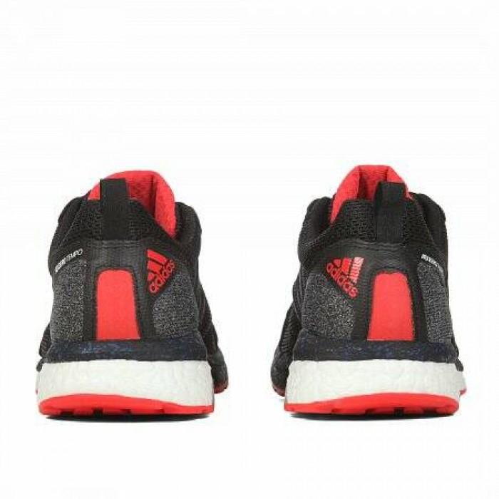 Кроссовки Adidas Performance ADIZERO TEMPO 9 AKTIV (Цвет Black-White-Red)