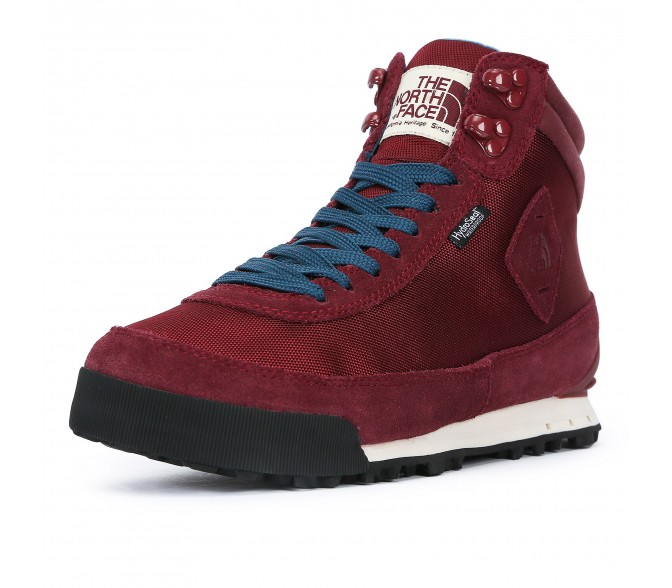 Кроссовки The North Face BACK-TO-BERKELEY BOOT II (Цвет Barolo Re)