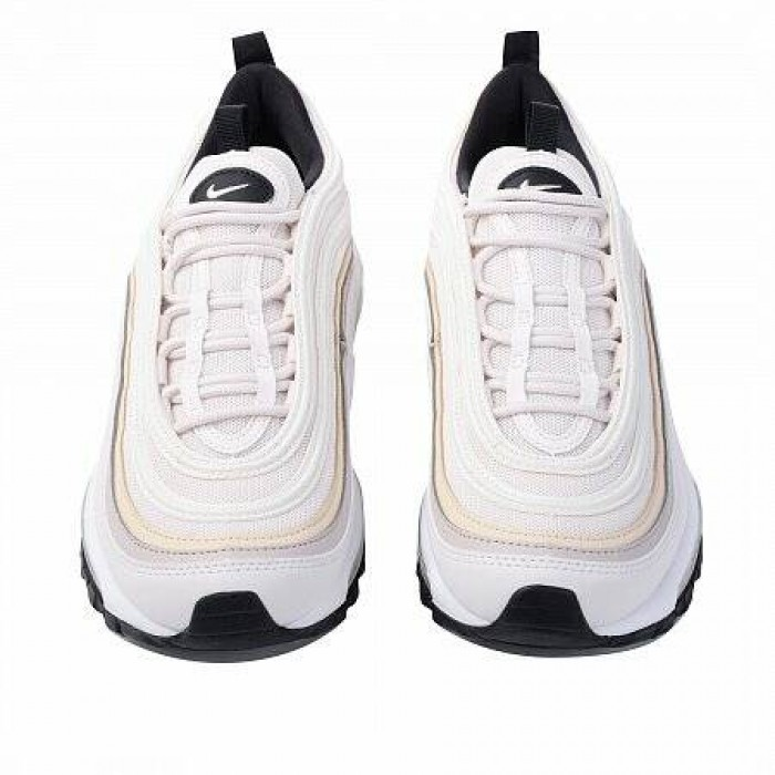Кроссовки Nike AIR MAX 97 (Цвет Phantom-Beach-Desert Sand-Black)
