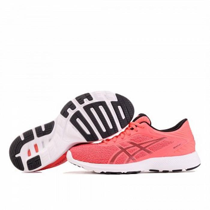 Кроссовки ASICS NITROFUZE (Цвет Pink-White)
