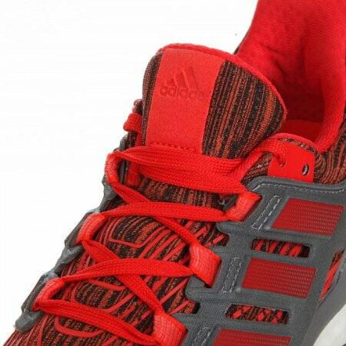 Кроссовки Adidas Performance ENERGY BOOST (Цвет Hi-Res Red-Hi-Res Red-Grey Three)
