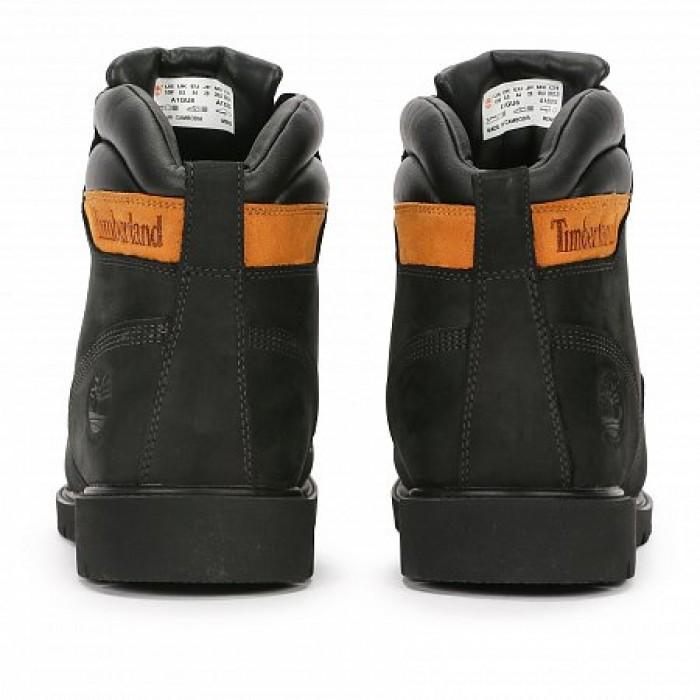 Кроссовки Timberland LEAVITT BOOT (Цвет Black)
