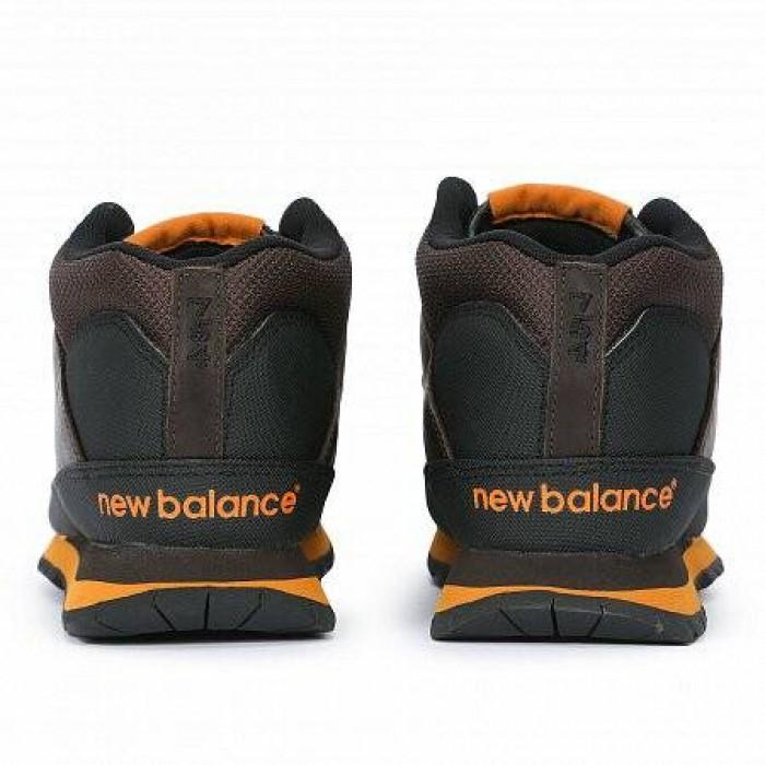 Кроссовки New Balance 754  (Цвет Brown)