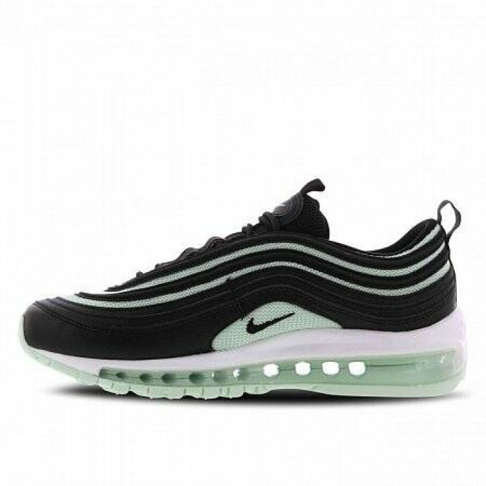 Кроссовки Nike AIR MAX 97 (Цвет Black-Black-Igloo-White)