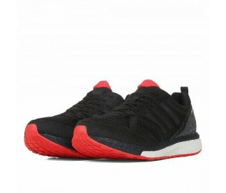 ADIZERO TEMPO 9 AKTIV (Цвет Black-White-Red)