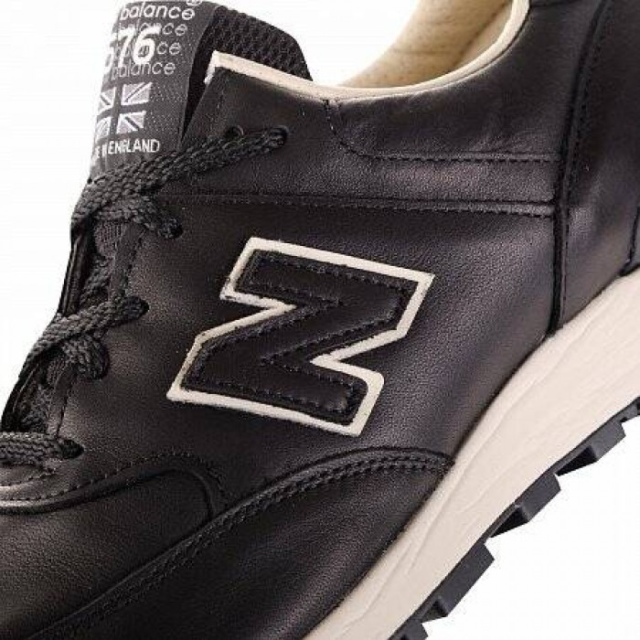 Кроссовки New Balance 576 MADE IN ENGLAND (Цвет Black)