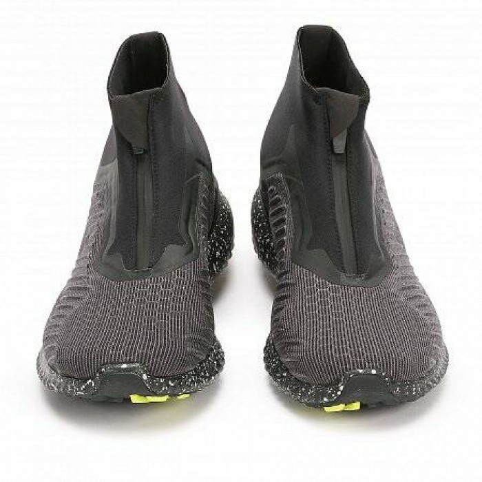 Кроссовки Adidas Performance ALPHABOUNCE ZIP M (Цвет Black-Yellow)