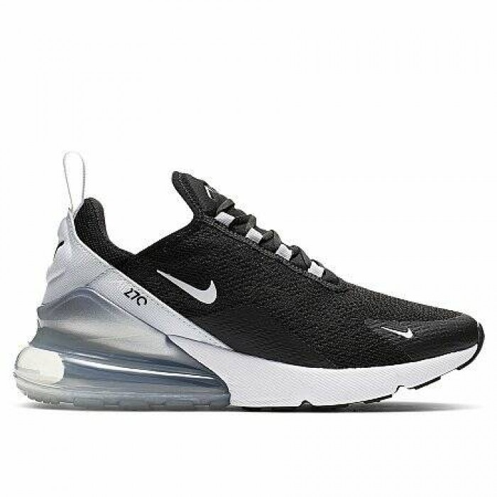 Кроссовки Nike AIR MAX 270 (Цвет Black-White-Pure Platinum)