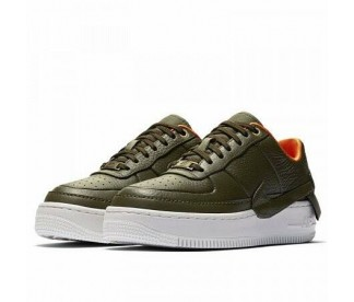 AIR FORCE 1 JESTER XX PREMIUM (Цвет Olive Canvas-Summit White)
