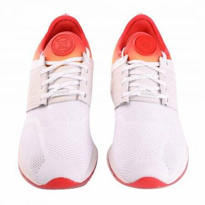 Кроссовки New Balance 247 (Цвет White-Orange)