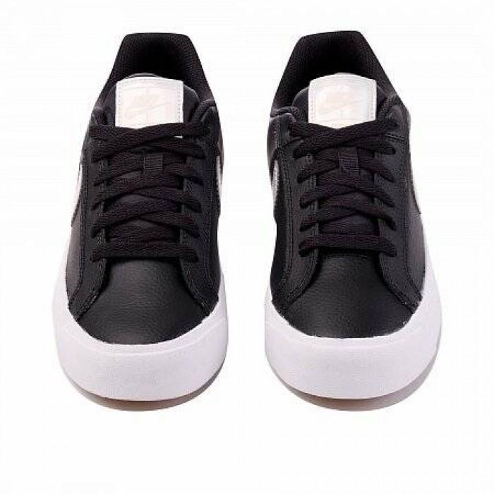 Кроссовки Nike COURT ROYALE AC (Цвет Black)