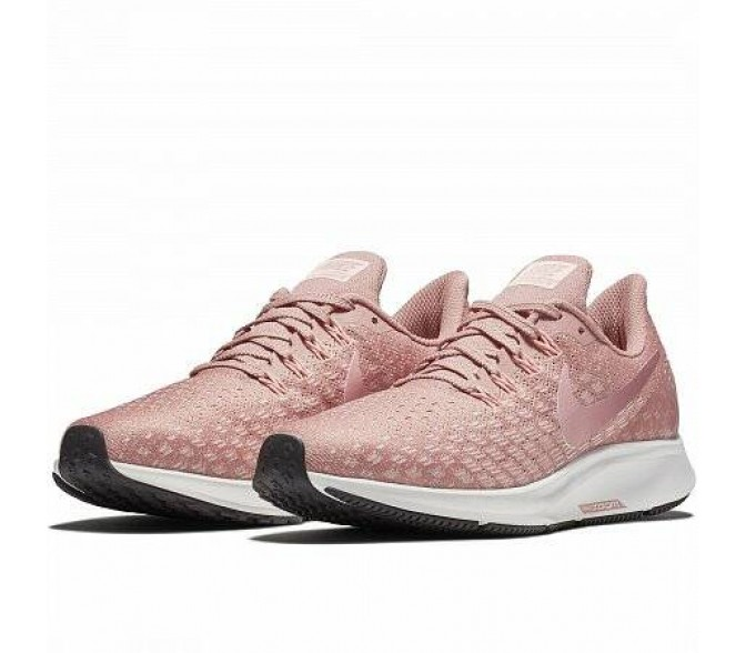 Кроссовки Nike AIR ZOOM PEGASUS 35 (Цвет Rust Pink-Tropical Pink-Guava Ice)