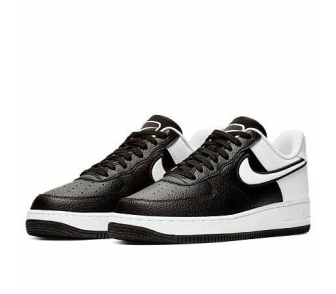 Кроссовки Nike AIR FORCE 1 '07 LV8 1 (Цвет Black-White)