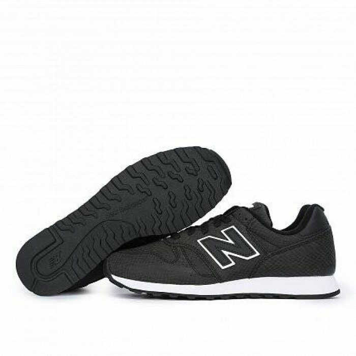 Кроссовки New Balance 373 (Цвет Black-White)