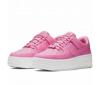 AIR FORCE 1 SAGE LOW (Цвет Psychic Pink-Psychic Pink-White)
