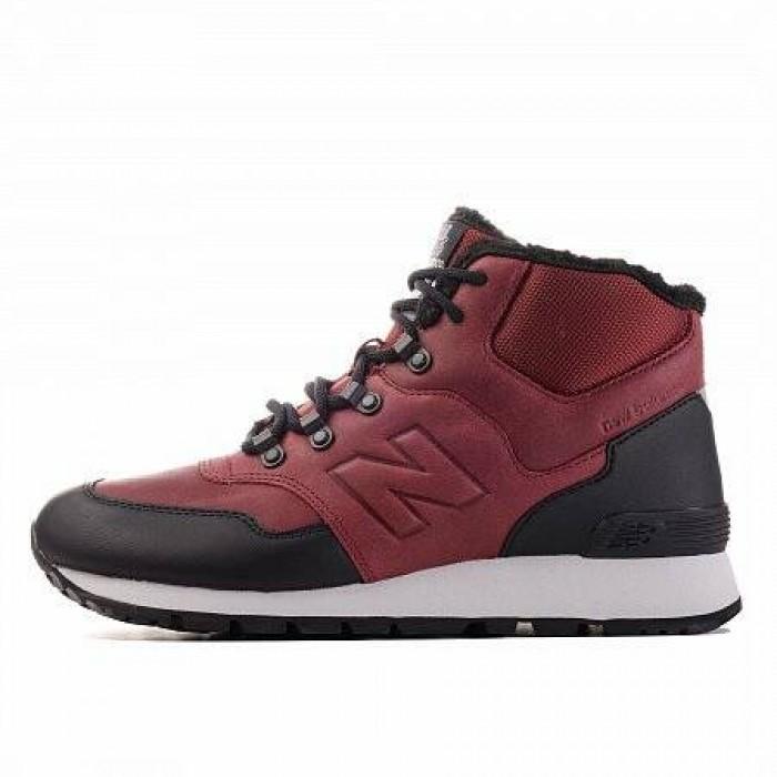 Кроссовки New Balance 755 (Цвет Red-Black)