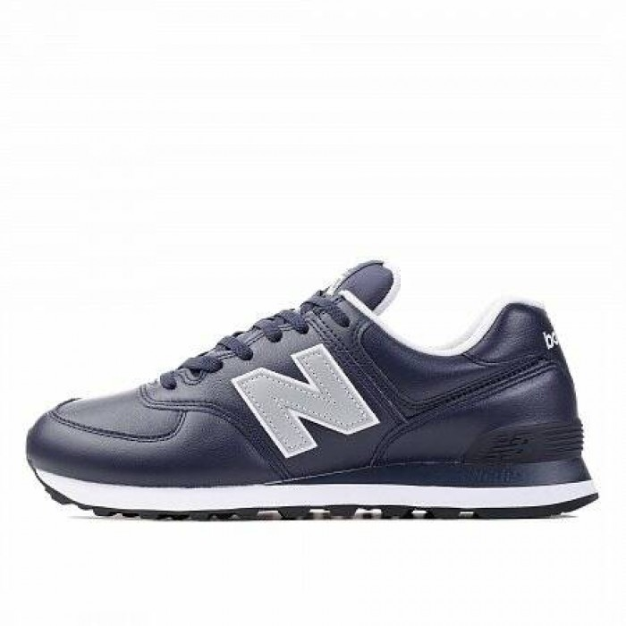Кроссовки New Balance 574 (Цвет Blue-Gray)
